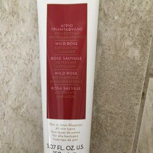 KORRES Wild Rose Exfoliating Cleanser 5.07oz